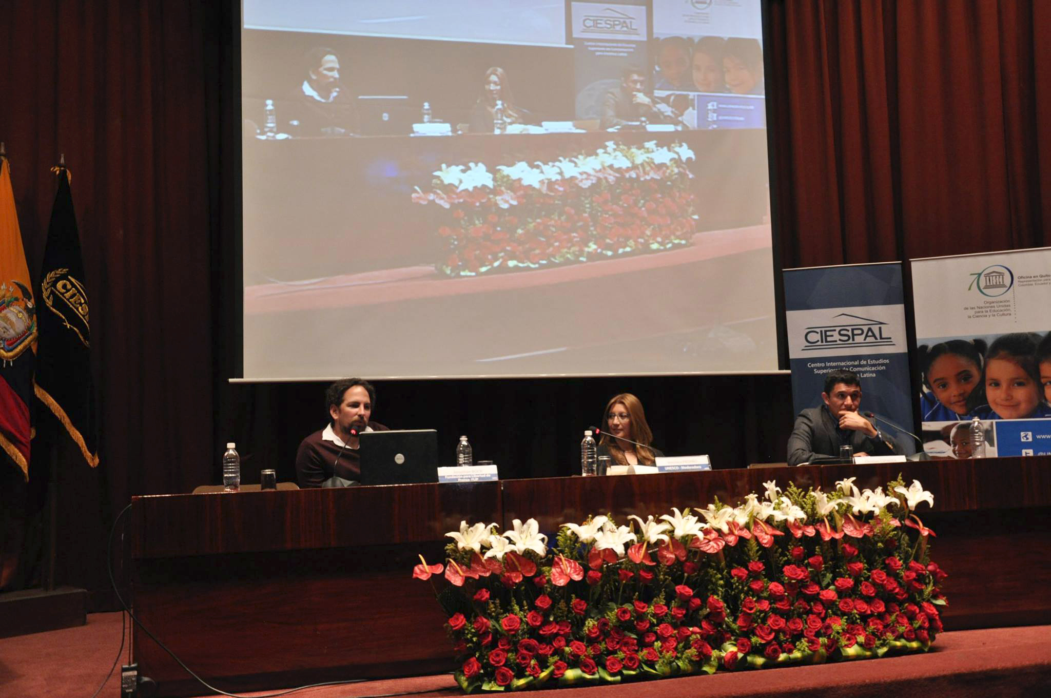 CIESPAL y UNESCO conmemoraron el Día de la Libertad de Expresión
