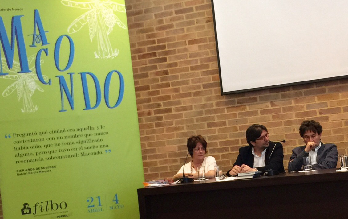 Obras de CIESPAL se presentaron en Macondo (FilBo 2015)