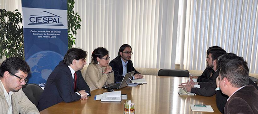 CIESPAL y Ministerio de Cultura del Ecuador establecen posibles líneas de acción