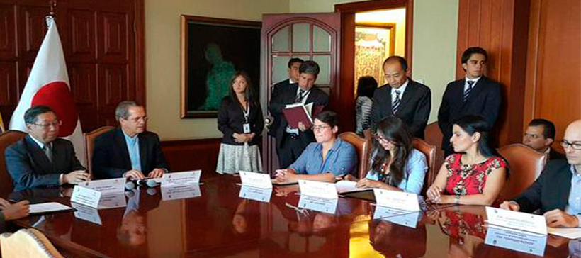 Japón donará equipos de TDT a CIESPAL