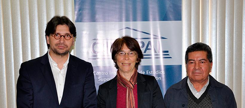 Formación, producción e investigación en comunicación y cultura son la base del convenio entre ALAI y CIESPAL