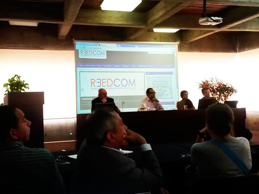 La REEDCOM trabaja en el rediseño de mallas curriculares de las facultades de comunicación del Ecuador