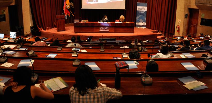Finaliza con éxito el I Congreso Internacional: Comunicación, Decolonización y Buen Vivir