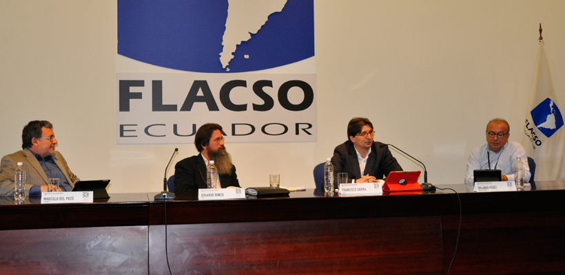 Presencia de CIESPAL en el III Congreso Latinoamericano y Caribeño de Ciencias Sociales (FLACSO)