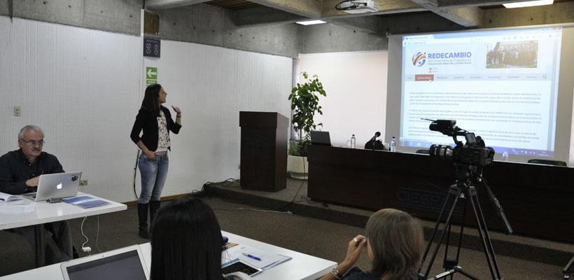 Encuentro REDECAMBIO 2015 en CIESPAL