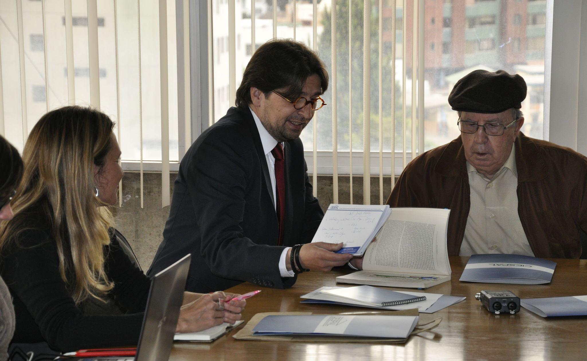 MARTÍN-BARBERO es miembro del Consejo Asesor de CIESPAL