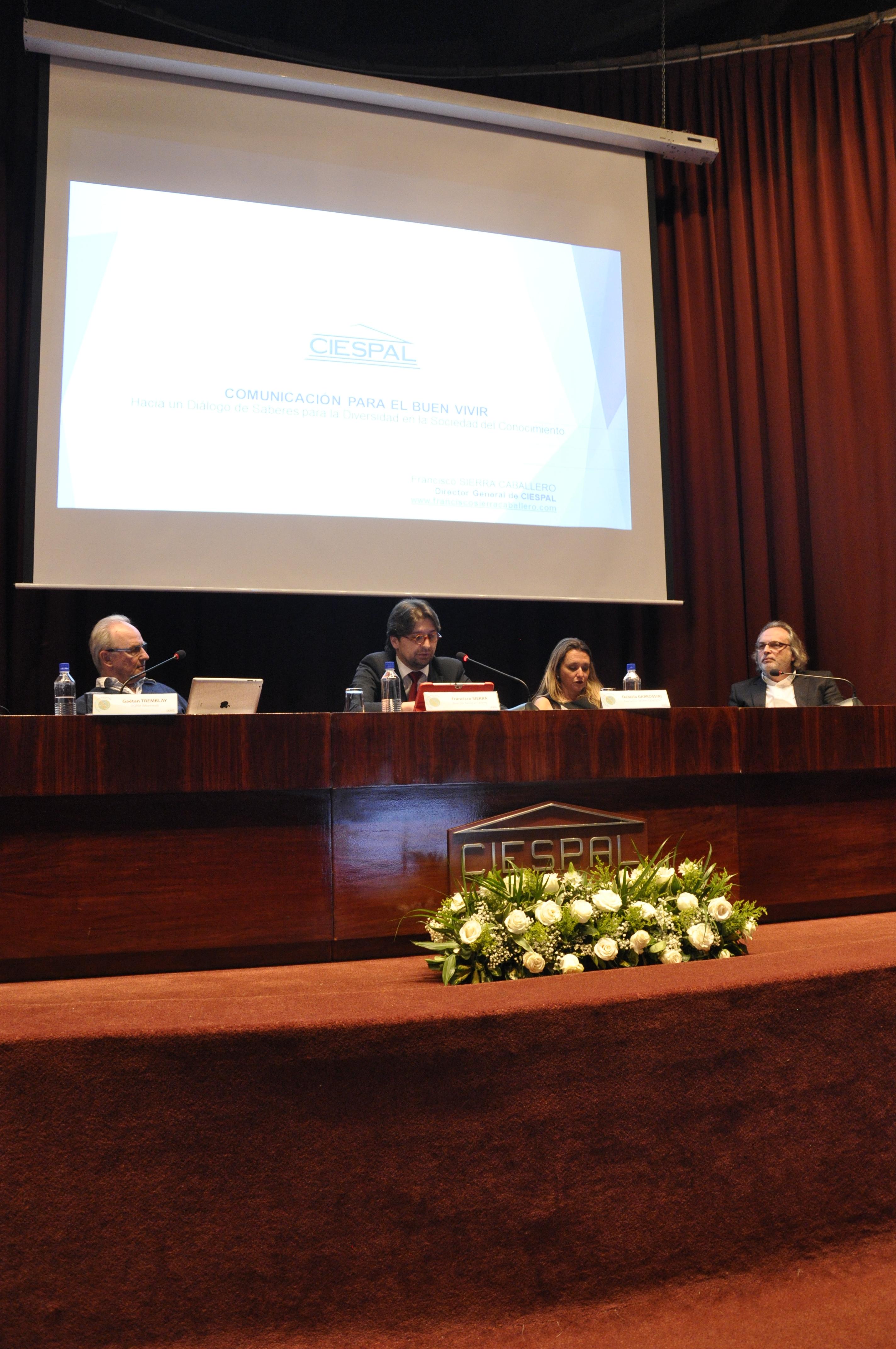 Concluyó el Seminario Internacional sobre Ciudadanías Mediáticas