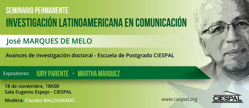Presentación de tesis doctorales de la Escuela de Postgrado CIESPAL