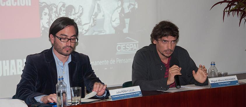 """""""El capitalismo se contrarresta con propuestas de los movimientos sociales: G. DELEUZE"""""""