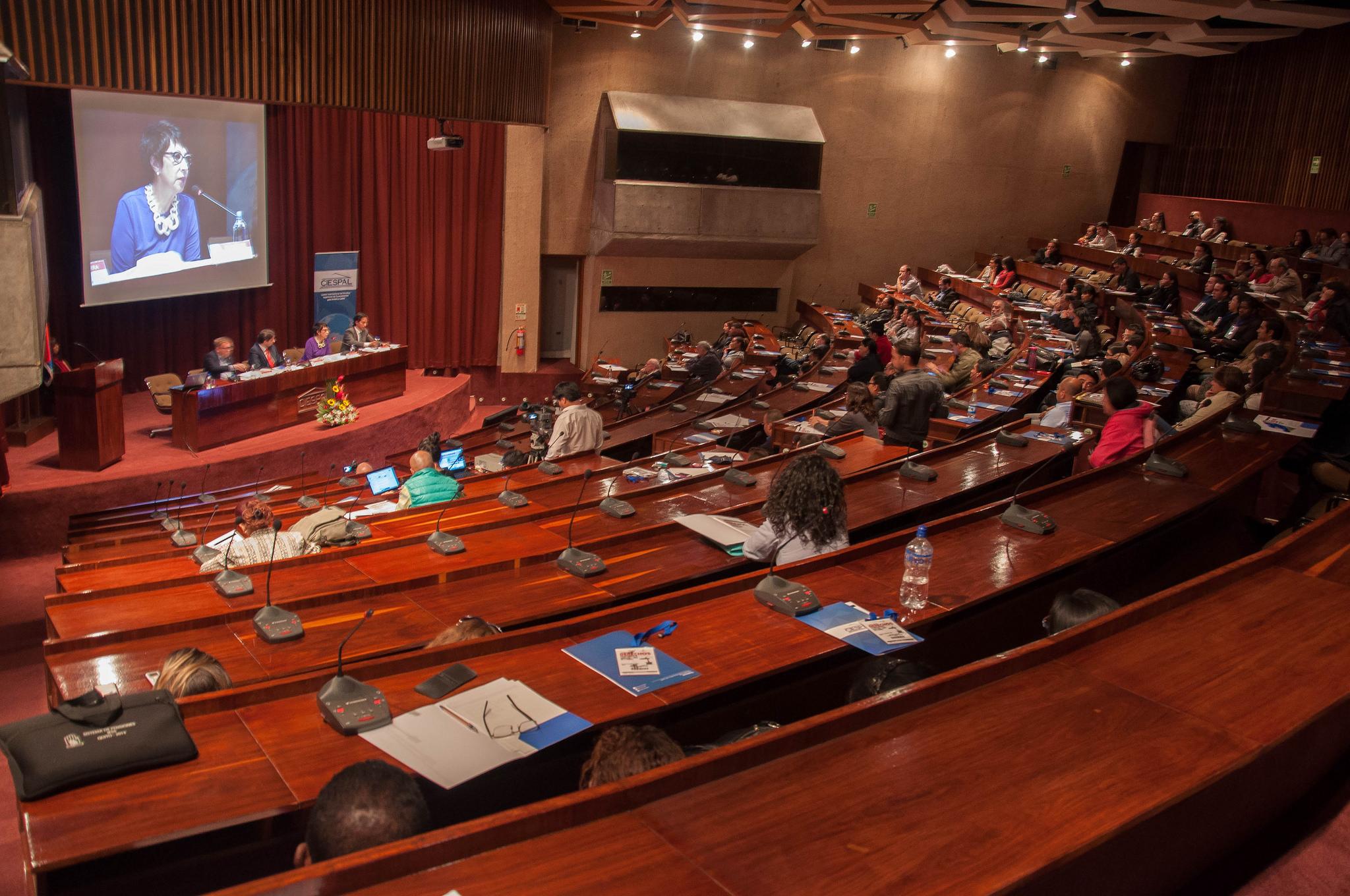 Con masiva participación se desarrolló el Primer Seminario sobre Derechos Humanos y Comunicación