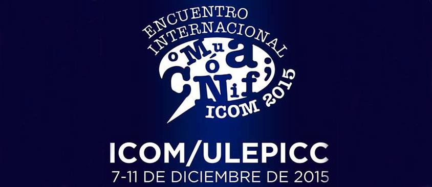 Prometeos SENESCYT –CIESPAL participan en ICOM –ULEPICC 2015