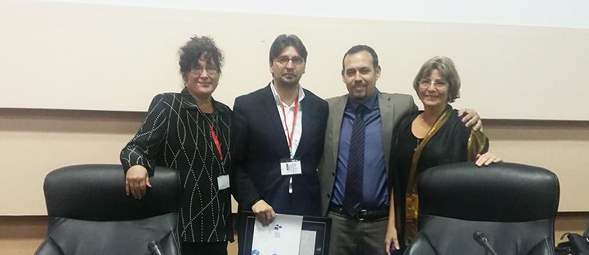 Universidad de La Habana  nombra al Doctor Francisco SIERRA Docente Especial