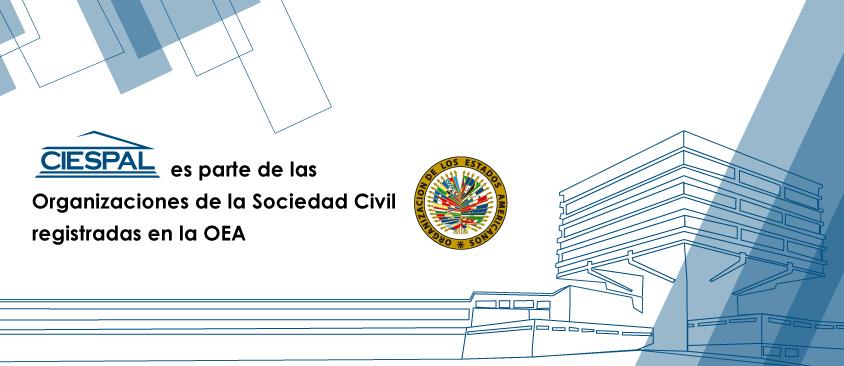 CIESPAL es parte de las organizaciones de la sociedad civil registradas en la OEA