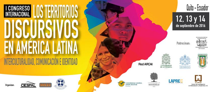 5c7f43a42ea80 I CONGRESO INTERNACIONAL. LOS TERRITORIOS DISCURSIVOS EN AMÉRICA ...