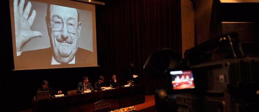 CIESPAL realizó homenaje póstumo a Umberto ECO