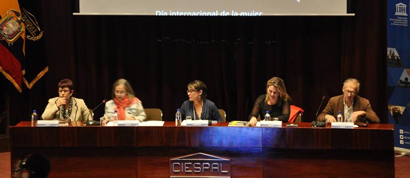 CIESPAL reivindica las luchas de las mujeres y la importancia del 8 de marzo Día Internacional de la Mujer