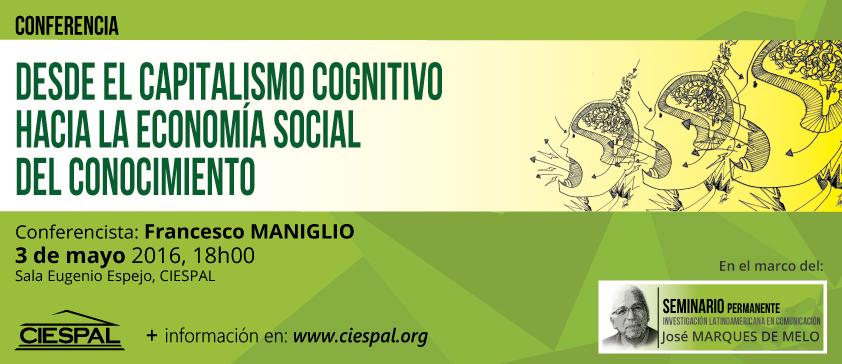 Desde el Capitalismo Cognitivo hacia la Economía Social del Conocimiento en Ecuador