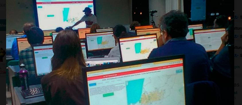 MediaLabUIO aporta en la reconstrucción de zonas afectadas a través de herramientas digitales