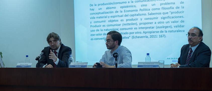ECHEVERRÍA: Ethos Barroco, valor de uso y Teoría Crítica Latinoamericana
