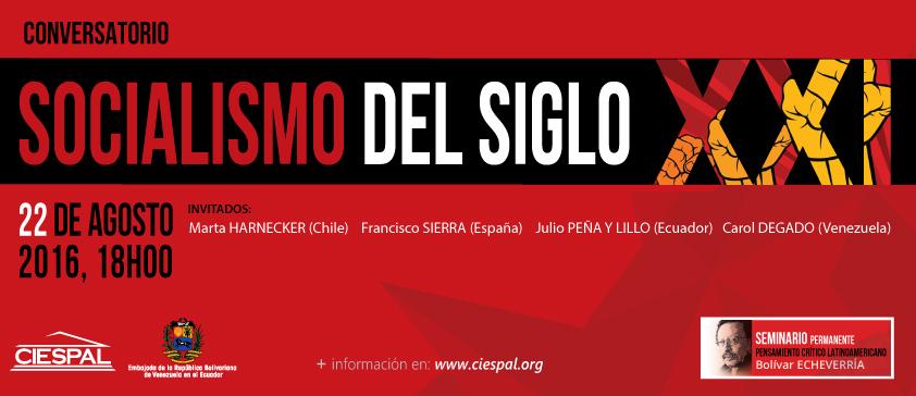 Marta HARNECKER y su visión de la izquierda latinoamericana, este 22 de agosto en CIESPAL