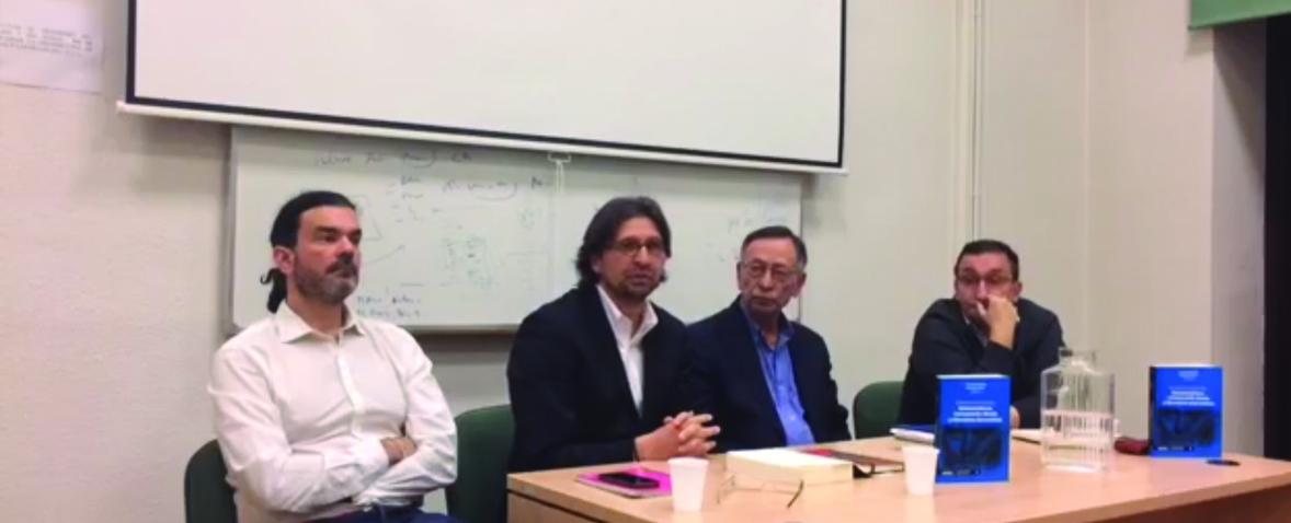 """Madrid │ CIESPAL presentó el libro """"El Espíritu MacBride. Neocolonialismo, comunicación-mundo y alternativas democráticas"""""""