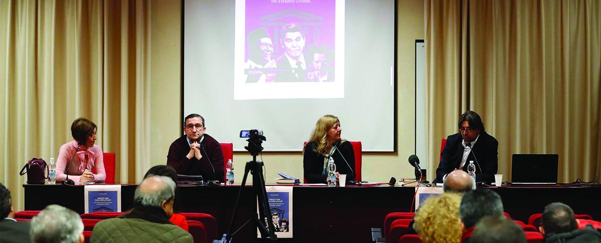 """Madrid │ Ediciones CIESPAL presentó el libro """"UNESCO-1984. Entre KAFKA y ORWELL. La clave de la retirada de los Estados Unidos"""""""