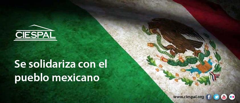 CIESPAL con México