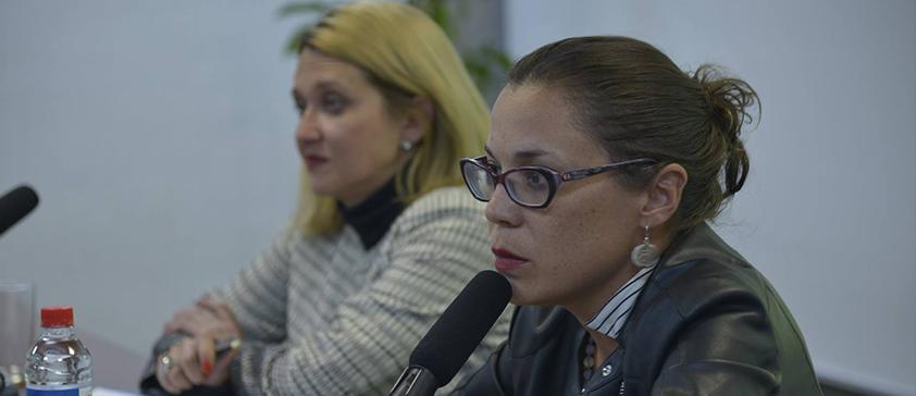 """PESSINA: """"Las mujeres siguen siendo minoría en los contenidos de los medios"""""""