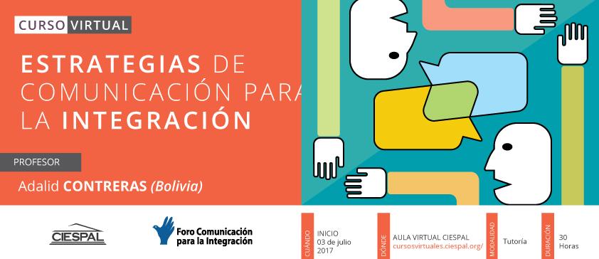 Estrategias de Comunicación para la Integración