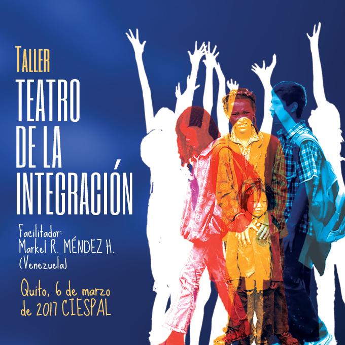 Taller El teatro de la Integración
