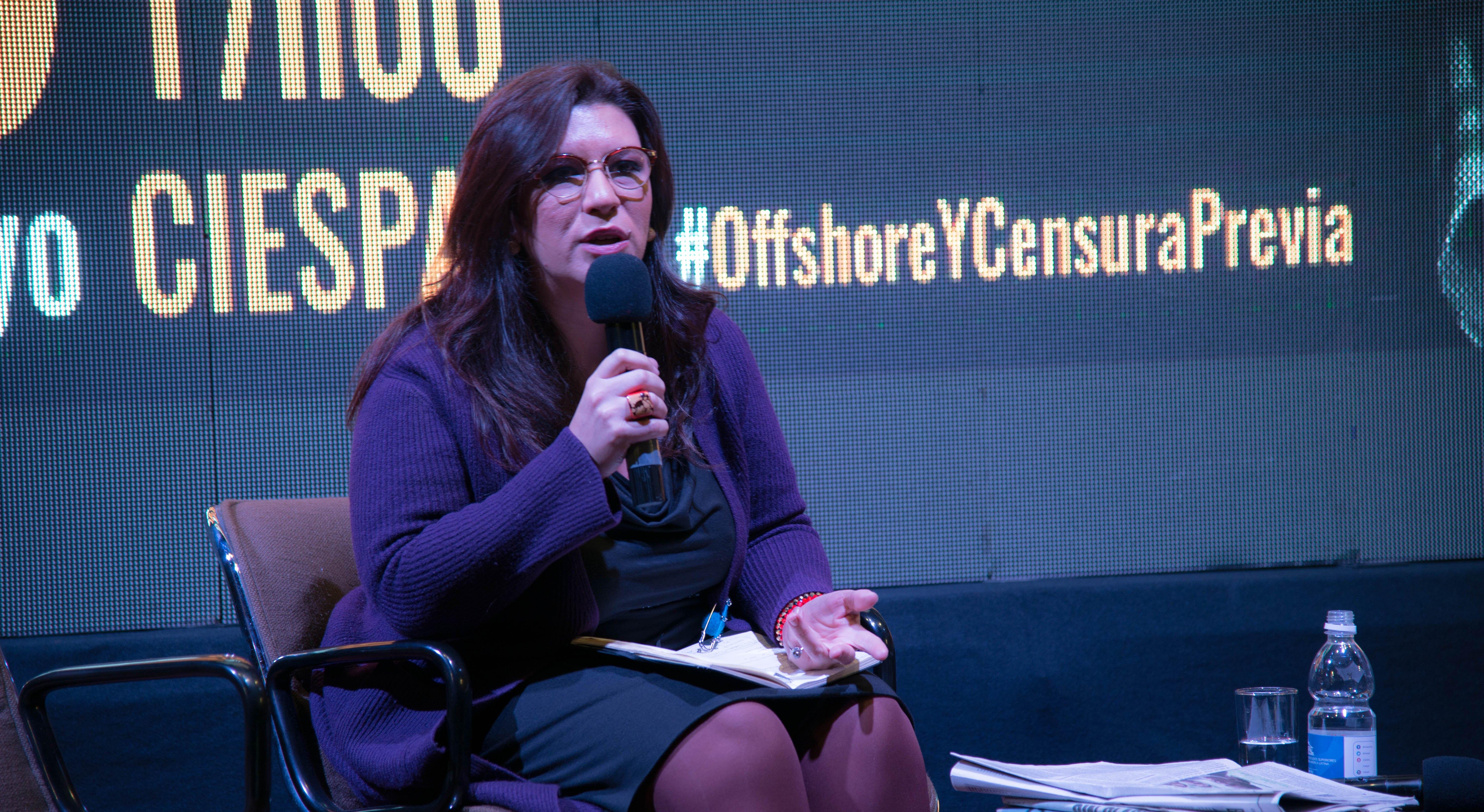 """Cynthia GARCÍA: """"Los Estados deben generar las plataformas para que todas las voces estén representadas"""""""