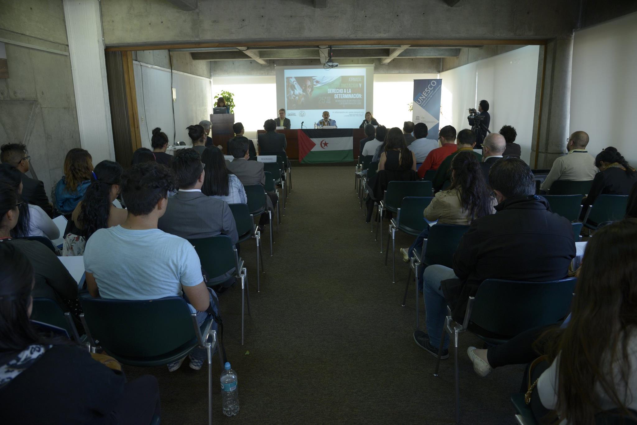 CIESPAL abre el debate sobre las condiciones políticas, humanas y comunicacionales del Sáhara Occidental