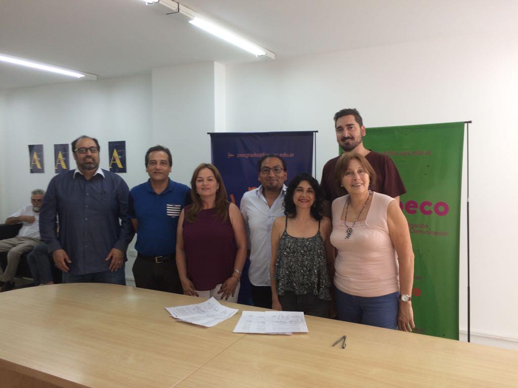 Académicos de CIESPAL presentan avances de proyecto sobre posgrados de comunicación en Argentina