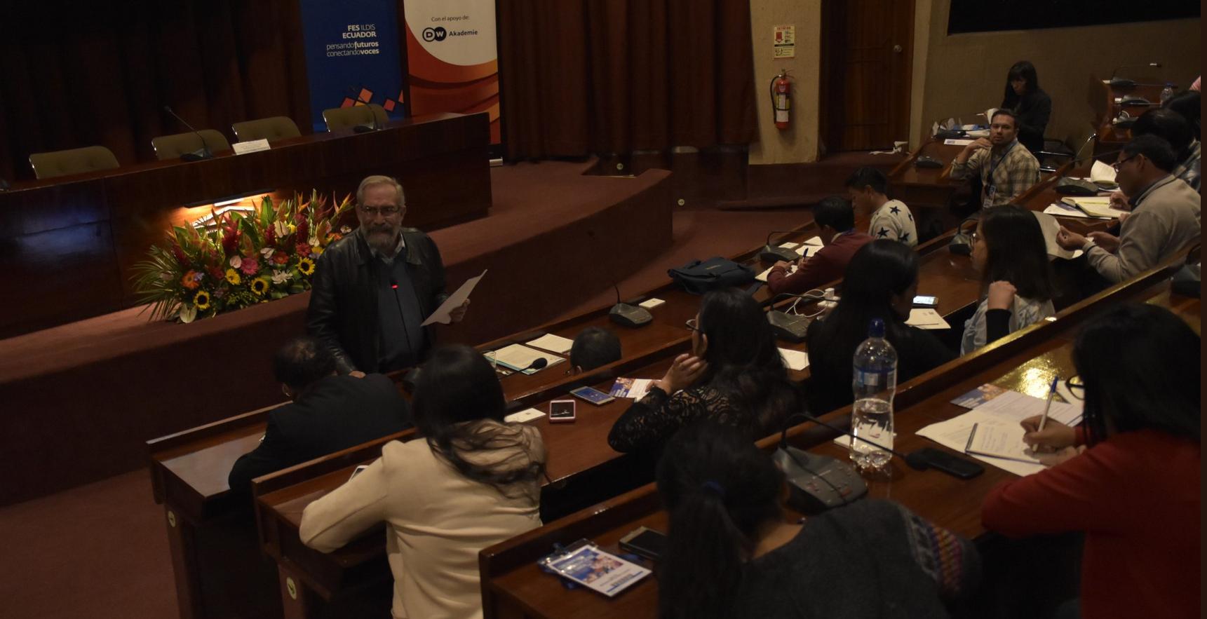 Encuentro de Medios Comunitarios finaliza con propuesta de reformas a la Ley de Comunicación del Ecuador
