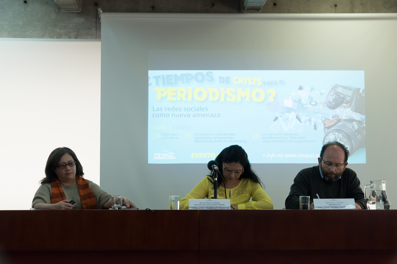"""Las """"fake news"""" afectan a la democracia aseguran especialistas en conversatorio de CIESPAL"""