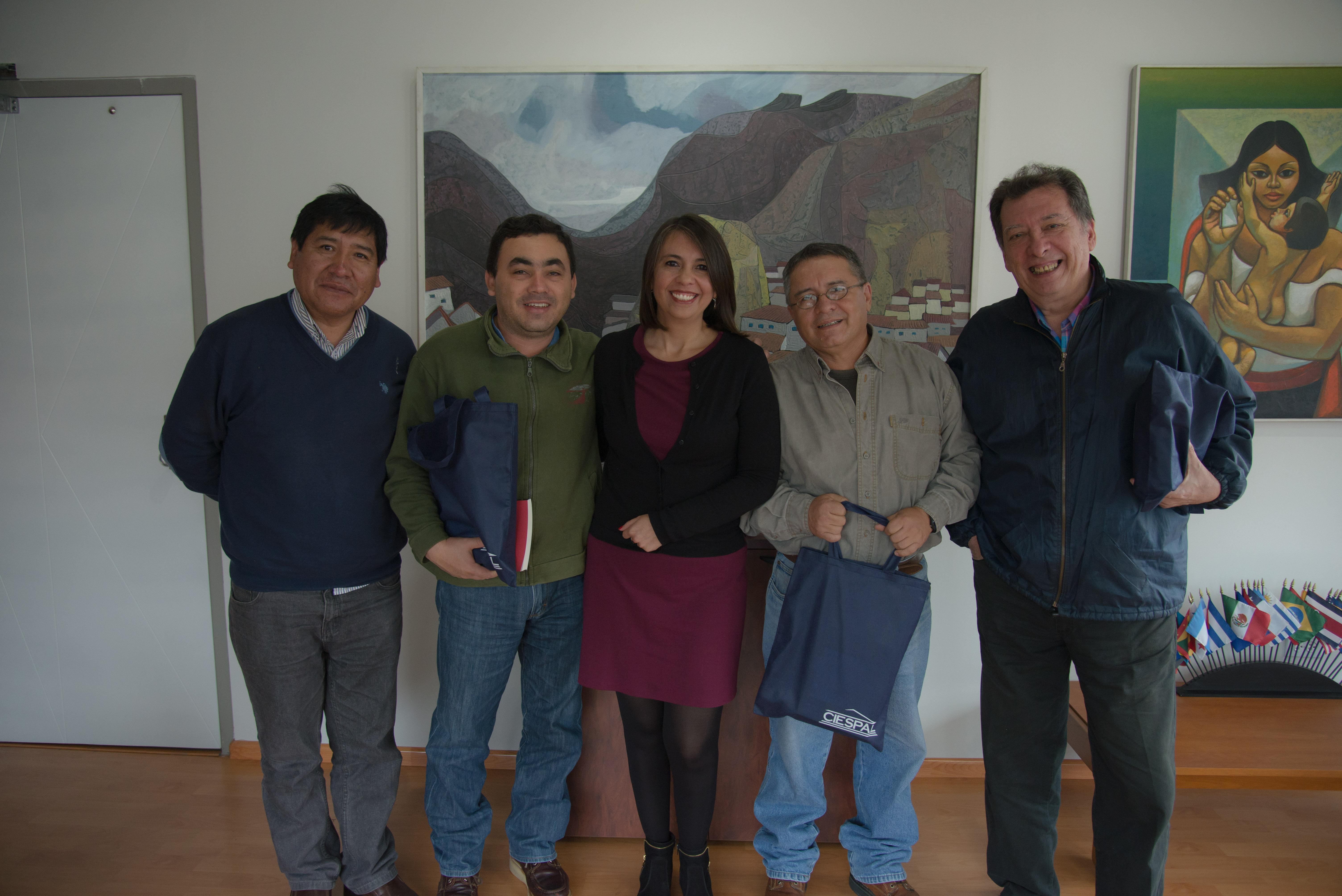 Directora de CIESPAL se reunió con junta directiva de ALER para estrechar lazos de cooperación interinstitucional