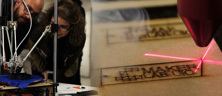 Se inaugura el MakerLabUIO en CIESPAL: laboratorio de diseño y fabricación 3D