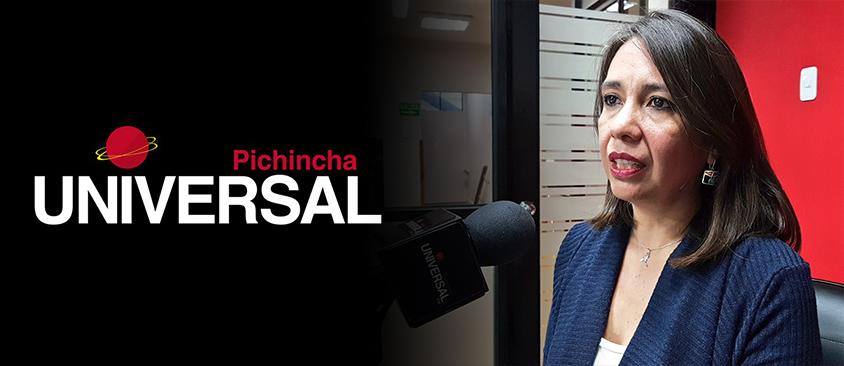 Gissela Dávila, directora de CIESPAL, analizó el informe borrador de la Contraloría sobre el concurso público para la redistribución de frecuencias para radio y TV