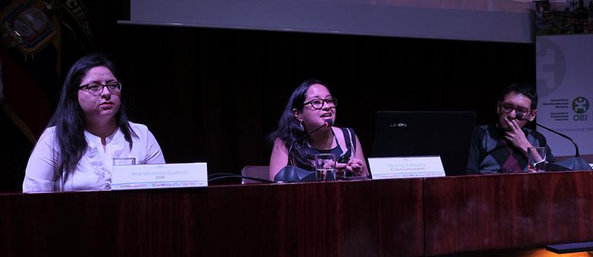 Seminario Internacional visibilizó la exclusión histórica de la mujer en la ciencia con jornada de reflexión