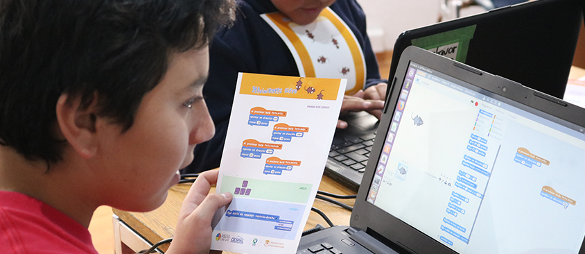 El Scratch Day 2018 se desarrolló en el MedialabUIO de CIESPAL