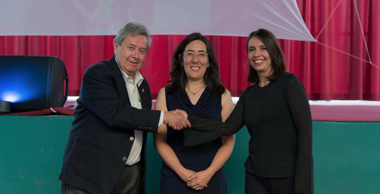 Directora General de CIESPAL participó en Ceremonia de premiación de la UIDE