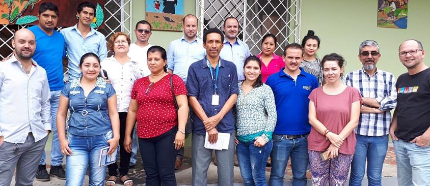 Equipo de MedialabUIO de CIESPAL visitó Lago Agrio para iniciar trabajo con el programa Ciudades Intermedias y Sostenibles
