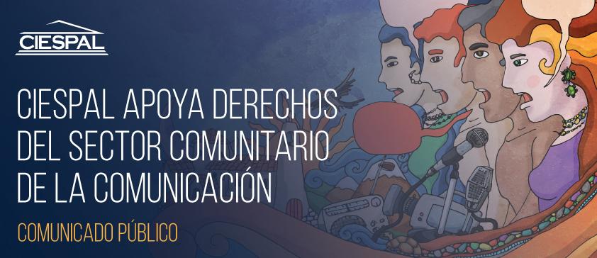 Sector Comunitario de la Comunicación sobre Informede Contraloría que anula Concurso de Frecuencias