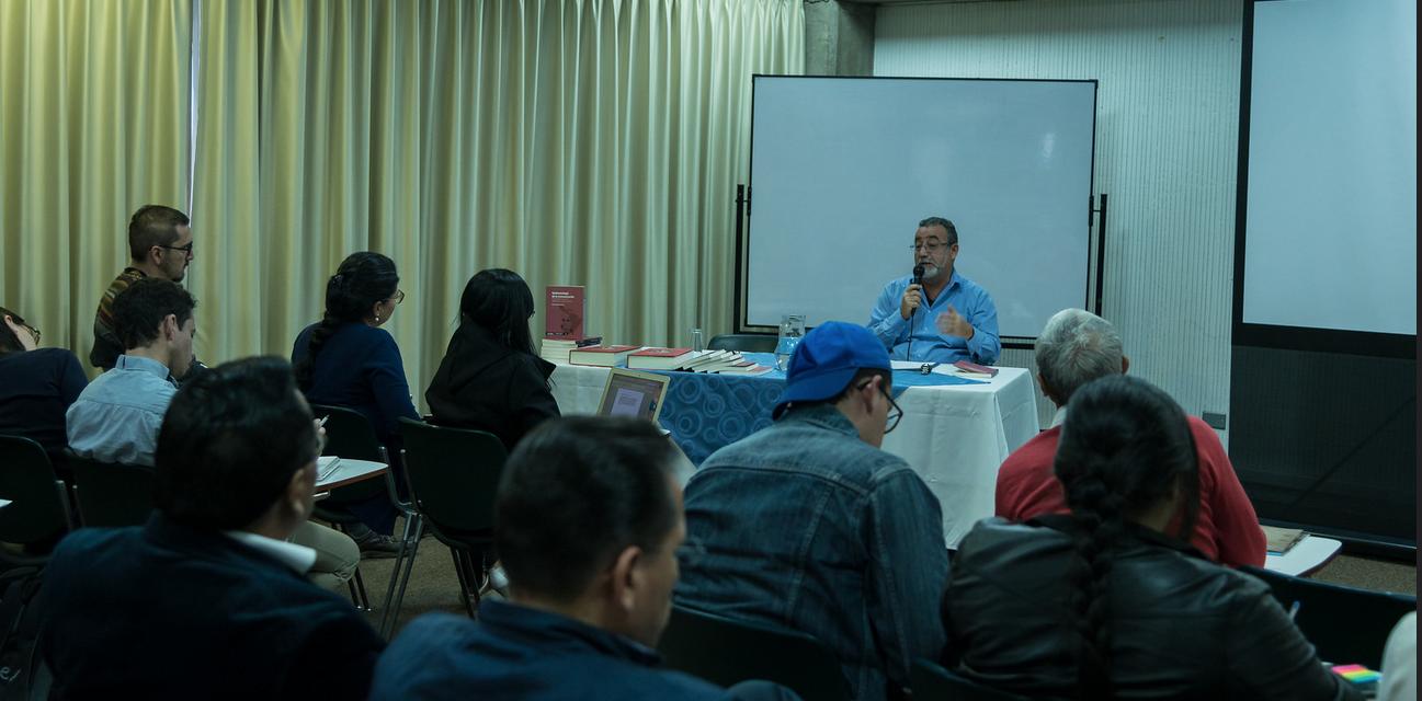 CIESPAL realizó seminario intensivo sobre la vertiente epistemológica de Armand Mattelart