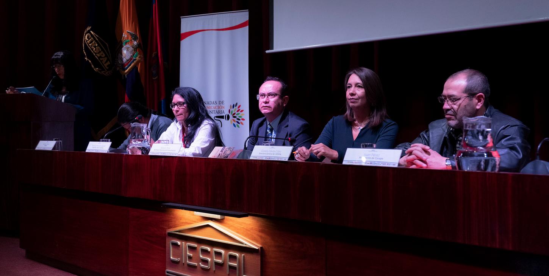 III Jornadas de Comunicación Comunitaria finalizaron con debate sobre el rol de los medios comunitarios y las reformas a la LOC