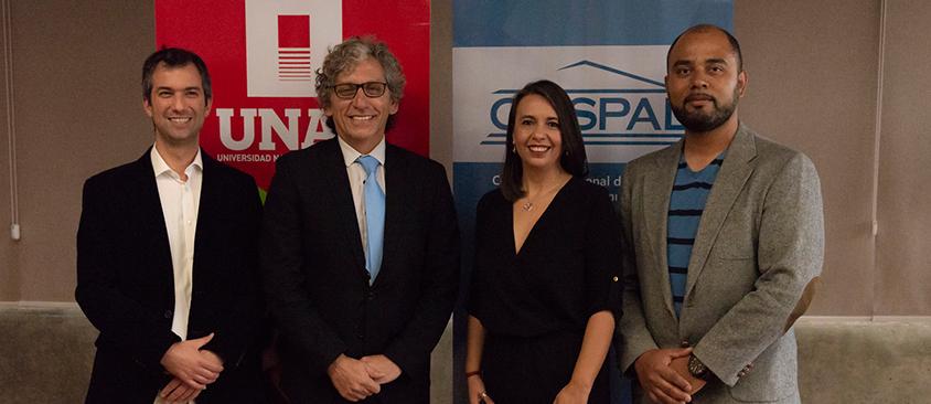 CIESPAL firma convenio marco de cooperación con la UNAE para impulsar estudios conjuntos en beneficio de la ciudadanía