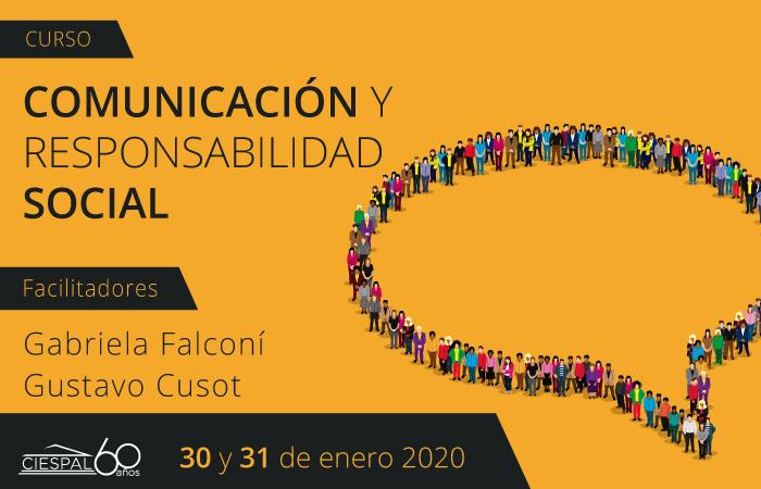 Taller: Comunicación y responsabilidad social empresarial
