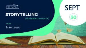 Taller Storytelling @ CIESPAL
